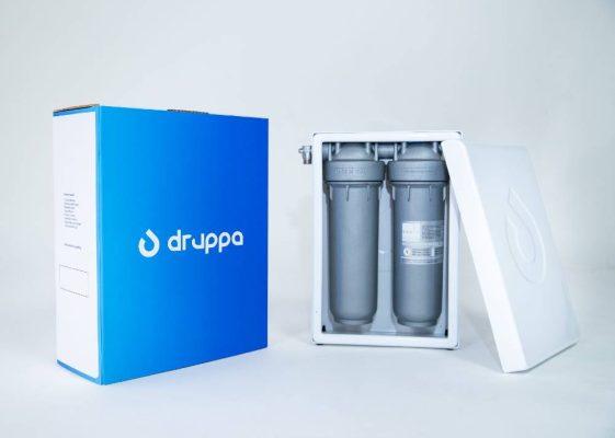 Druppa waterfilter foto