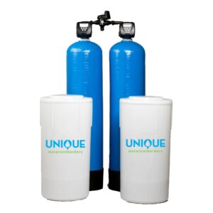 Waterontharder voor grootverbruikers